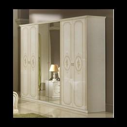 Шкаф 3-х дверный Мартина беж