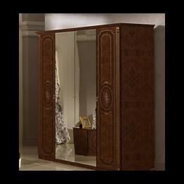 Шкаф 3-х дверный Мартина орех