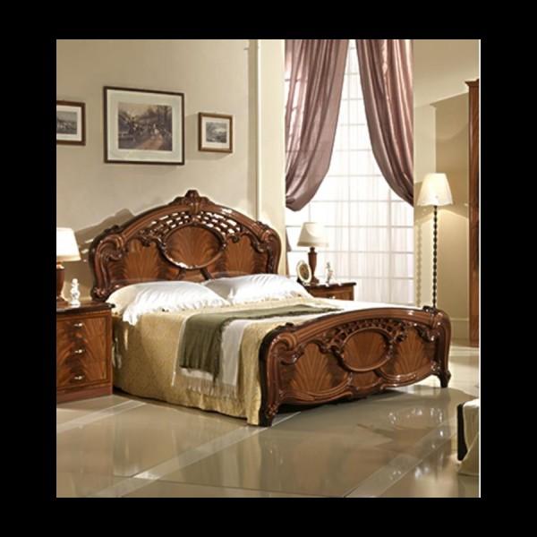 Кровать 1600 Олимпия орех