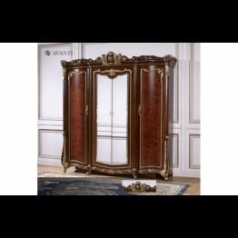 Шкаф 4-х дверный - Марселла