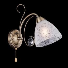 Бра 60011/1 античная бронза