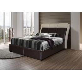 Кровать двойная «Антей 16» (основание в комплекте с матрасом) без механизма подъёма