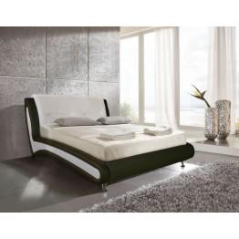 Кровать двойная «Филадельфия 16» без механизма подъёма