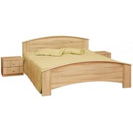Кровать двойная «Ассоль» П372.08