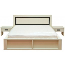 Кровать двойная «Луксор» П475.05
