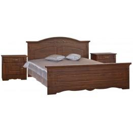 Кровать двойная «Верона» П489.04