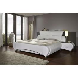 Кровать двойная «Ориелла 2С» с механизмом подъёма