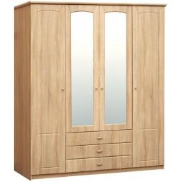 Шкаф для одежды «Ассоль» П372.02