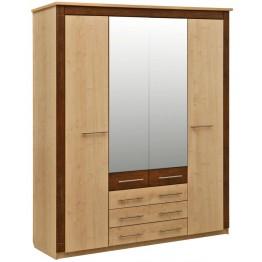 Шкаф для одежды «Эстель» П385.01