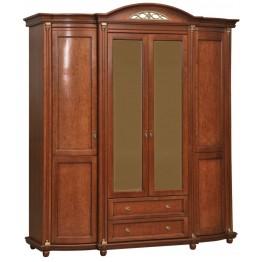 Шкаф для одежды «Валенсия 4» П254.11