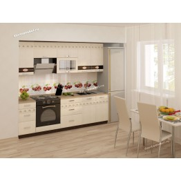 Кухонный гарнитур Аврора 19 (ширина 240 см)