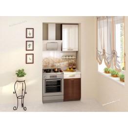 Кухонный гарнитур Каролина 1 (ширина 100 см)