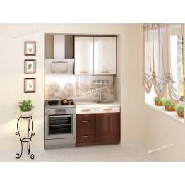 Кухонный гарнитур Каролина 3 (ширина 140 см)