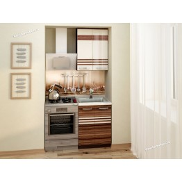 Кухонный гарнитур Рио 2 (ширина 120 см)