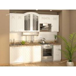 Кухонный гарнитур Тиффани 12 (ширина 240 см)