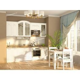 Кухонный гарнитур Тиффани 19 (ширина 240 см)