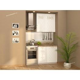 Кухонный гарнитур Тиффани 3 (ширина 140 см)