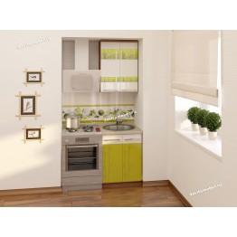 Кухонный гарнитур Тропикана 2 (ширина 120 см)