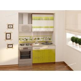 Кухонный гарнитур Тропикана 4 (ширина 150 см)