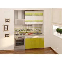 Кухонный гарнитур Тропикана 5 (ширина 160 см)