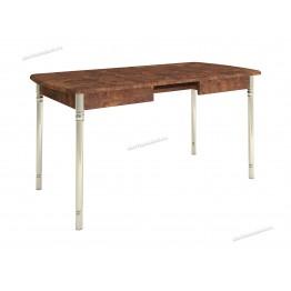 Стол обеденный Орфей 28 Стоун браун