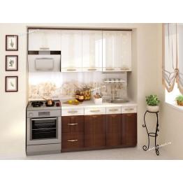 Кухонный гарнитур Каролина 7 (ширина 200 см)