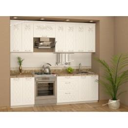 Кухонный гарнитур Тиффани 9 (ширина 240 см)