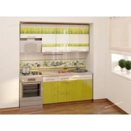 Кухонный гарнитур Тропикана 7 (ширина 200 см)