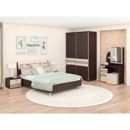 Спальный гарнитур Ривьера 5