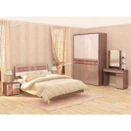 Спальный гарнитур Розали 4
