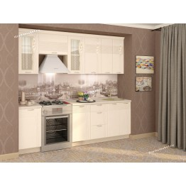 Кухонный гарнитур Софи 13 (ширина 240 см)
