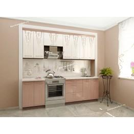 Кухонный гарнитур Афина 9 (ширина 240 см)