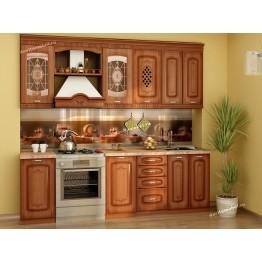 Кухонный гарнитур Глория_6 13 (ширина 240 см)