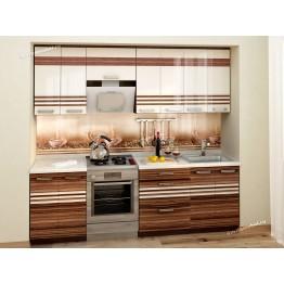 Кухонный гарнитур Рио 9 (ширина 240 см)