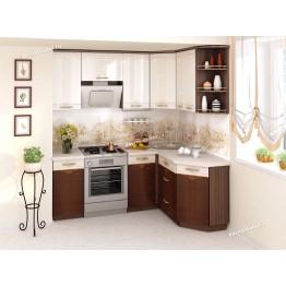 Кухонный гарнитур угловой Каролина 14 (ширина 200х150 см)