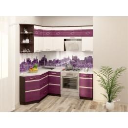 Кухонный гарнитур угловой Палермо 15 (ширина 150х200 см)