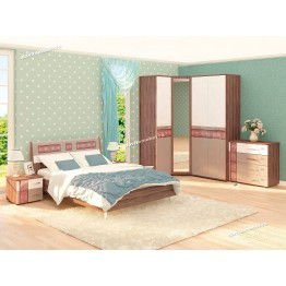Спальный гарнитур Розали 2