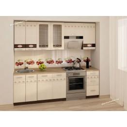 Кухонный гарнитур Аврора 12 (ширина 240 см)
