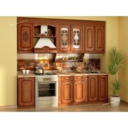 Кухонный гарнитур Глория_6 10 (ширина 240 см)