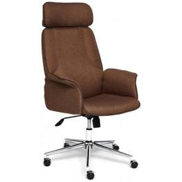 Кресло CHARM ткань, коричневый/коричневый, F25/ЗМ7-147