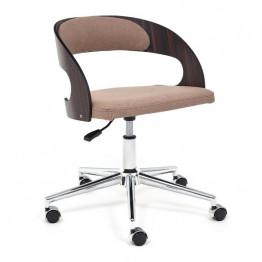 Кресло JAZZ палисандр, экошерсть, коричневый, 1811-5