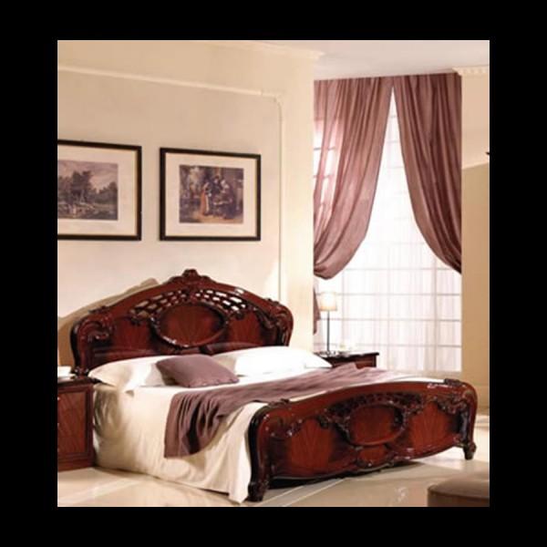 Кровать 1400 Олимпия могано