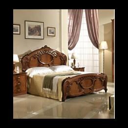 Кровать 1400 Олимпия орех