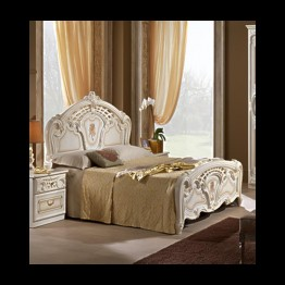 Кровать Памела беж