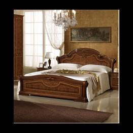 Кровать Виктория орех