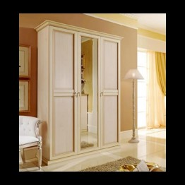 Шкаф 3-х дверный Неола Беж