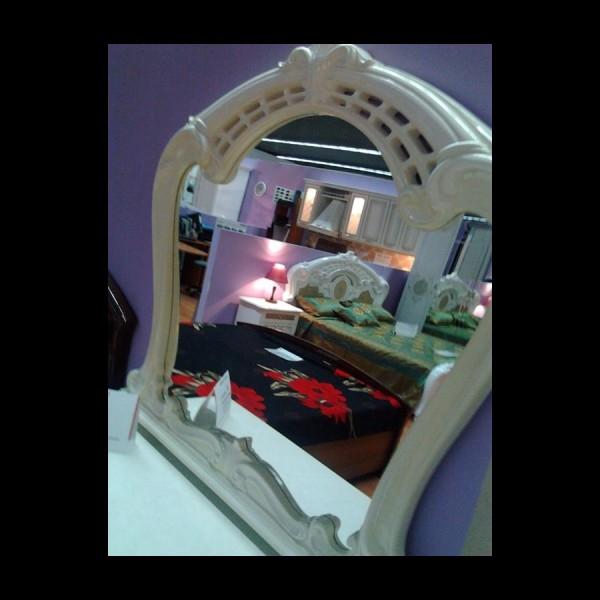 Зеркало Карина беж