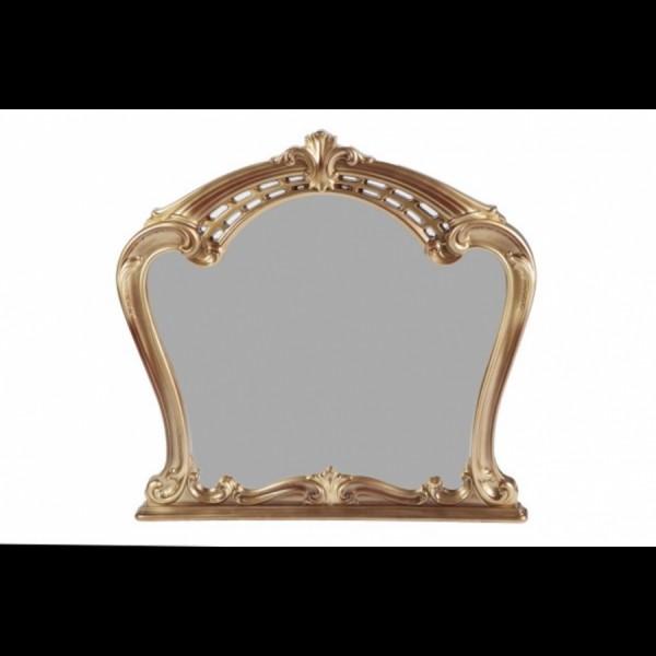 Зеркало Карина орех золото