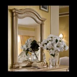 Зеркало навесное Неола Беж