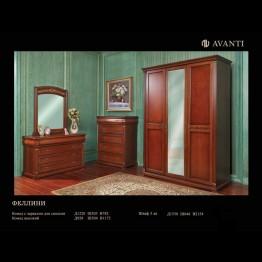 Шкаф 3-х дверный - Феллини